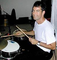 Prem Isa - drums - Europe Tour