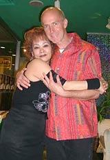 Taruna, Upanishad's sister and singer in Champloose, Okinawa
